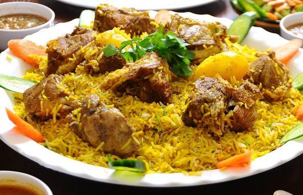 طريقة عمل زربيان اللحم العدني طريقة Recipe Recipes Arabic Food Biryani Recipe