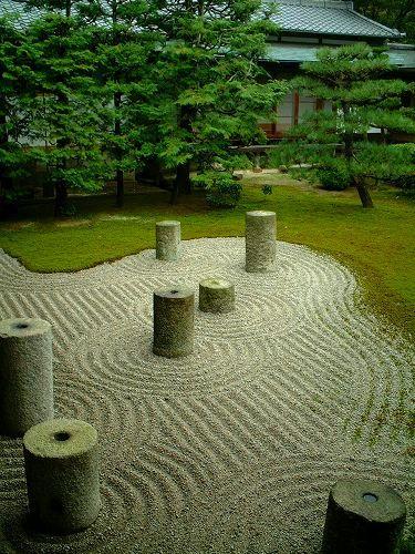 東福寺:八相庭(東庭)