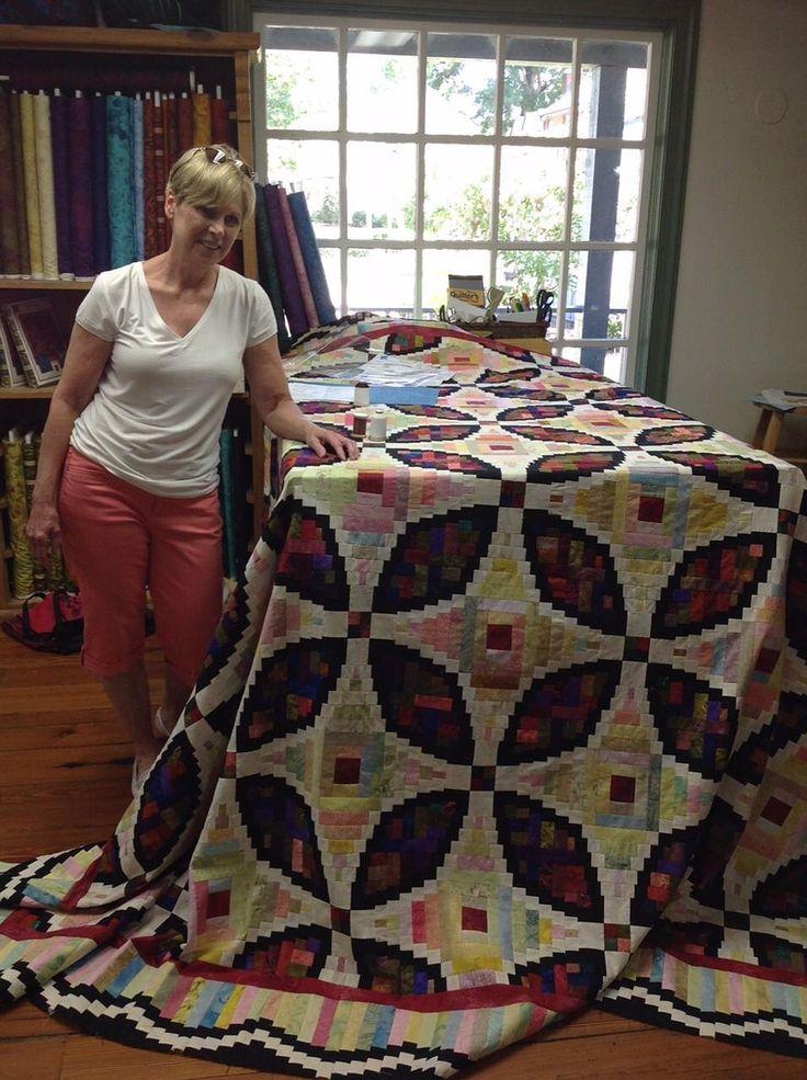 2018 best QUILTS images on Pinterest   Beautiful, Arkansas and ... : beautiful quilt fabrics - Adamdwight.com