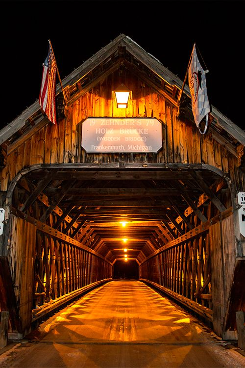 """Often dubbed """"Little Bavaria"""" Frankenmuth, located in the state of Michigan, is one city you should definitely take time out to travel to! #USA"""