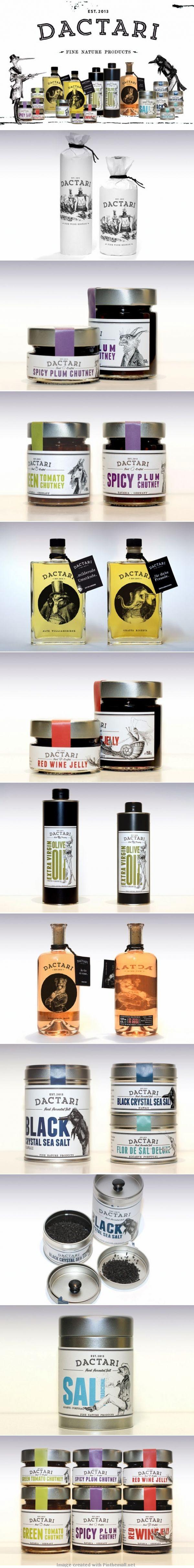 Dactari Fine Nature Products Agency: DAC design am chiemsee Designer: Anne Stilper, Tim Hippmann Country: Germany PD