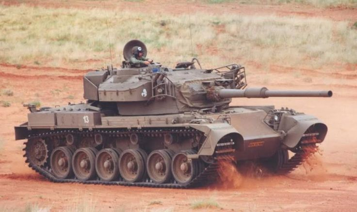 Tank photo South Africa Olifant MK1A
