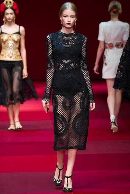 Dolce & Gabbana, Look #51