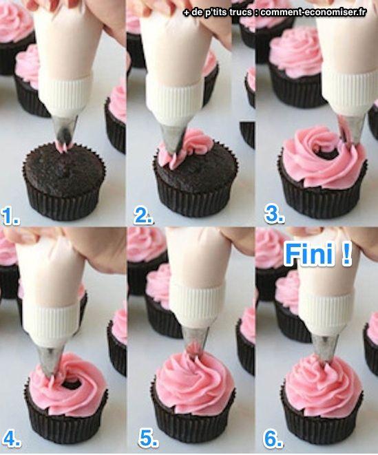 Recette Glacage Cupcake Facile