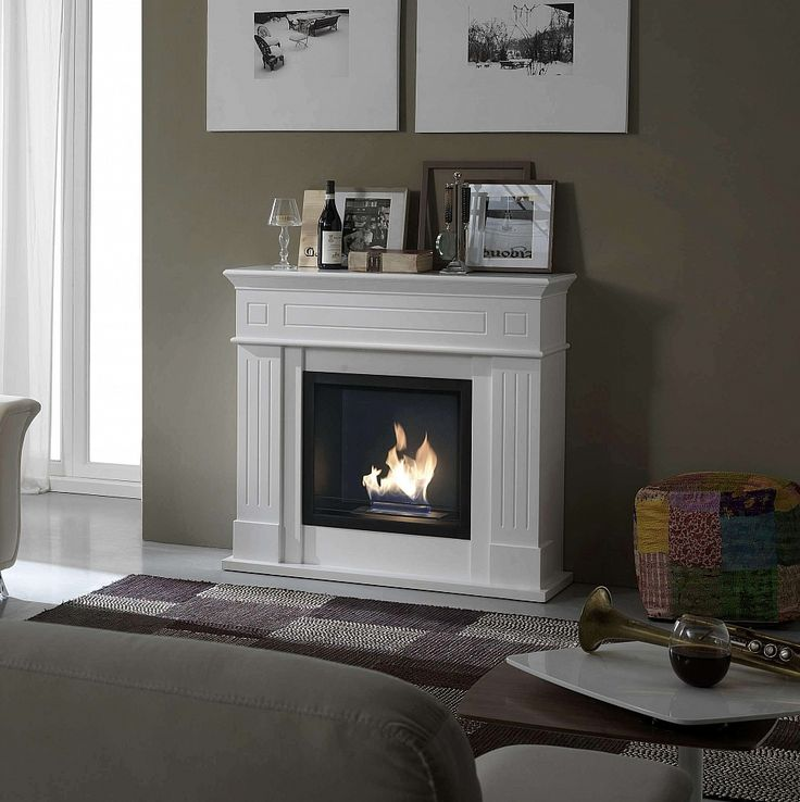 14 best ethanol fireplaces images on Pinterest Fire places - wohnzimmer kamin ethanol