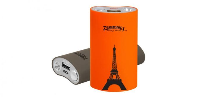 #Zebronics Power Bank launched ZEB-PG2200 and ZEB-PG4400 priced at Rs. 400 and Rs. 900 respectively. #hotcore #powerbank