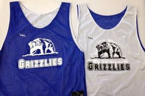 buy Grizzlies Lacrosse Pinnies - Grizzlies Lax Pinnies - South Glastonbury Connecticut Lax Pinnies