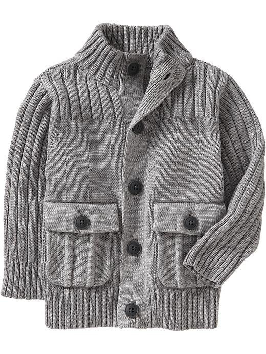 Old Navy's button-front cardigan