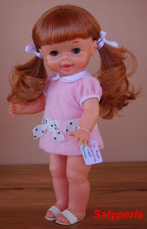 Las muñecas de Salyperla: CONCHI Famosa