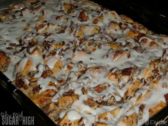 CINNAMON FRENCH TOAST BAKE | breakfast | Pinterest