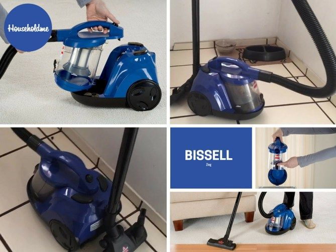 Bissell Zing Bagless Canister Vacuum Blue Review | Buy the Bissell Zing on Amazon: http://amzn.to/1Ton051  #bissell #zing #bissellzing #canister #vacuumcleaner #cleaningtips #cleaning #household #householdme