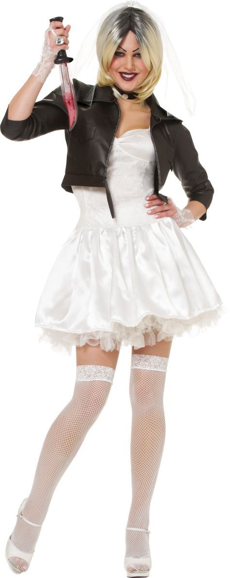 Adult Bride Of Chucky Costume - Party City