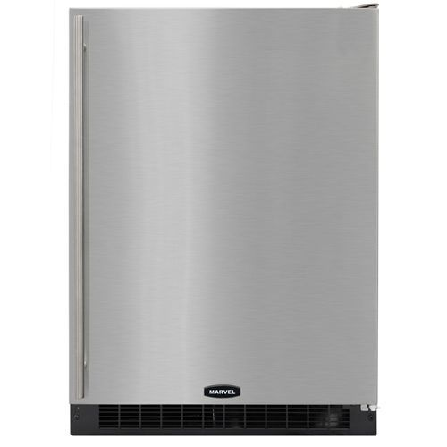 white refrigerator. marvel 6.1 cu ft undercounter white refrigerator --- for the pantry