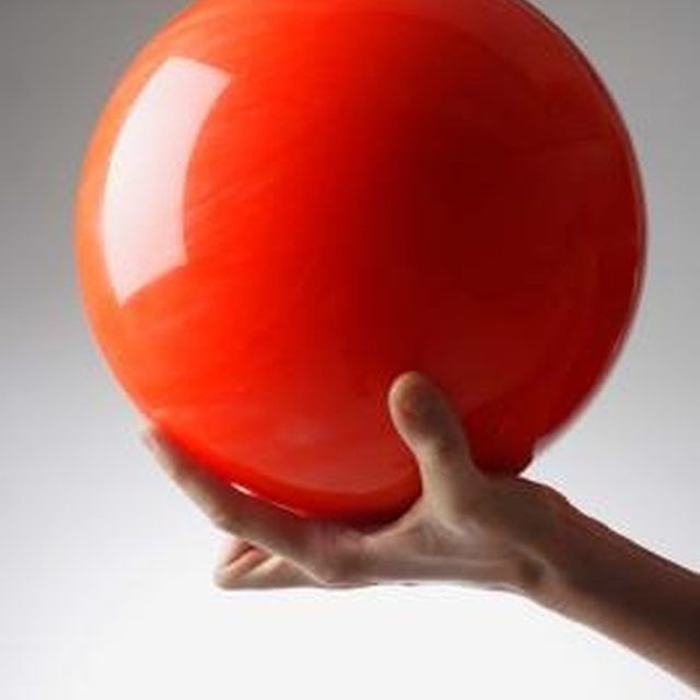 Turn your old bowling ball into a conversation piece.