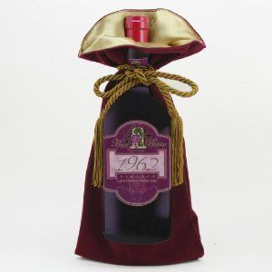 Wine 1962 Vintage Trivia Greeting