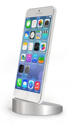 iPhone 6 Dock - Silver