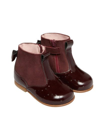 Sidonie Ankle Boot by Jacadi at Gilt