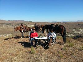 Snowy Hills Horse trails, Bokpoort Clarens