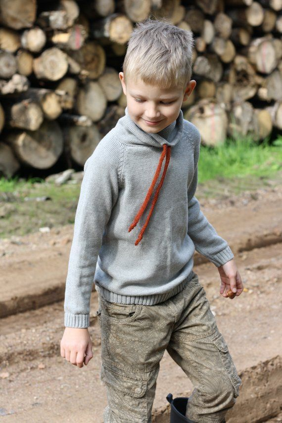 975520a17 Kids merino pullover