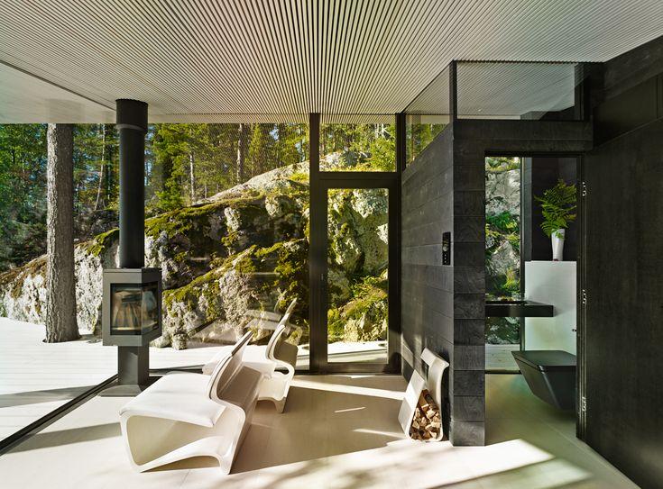 Sauna Kotiranta | FINNISH ARCHITECTURE 2016