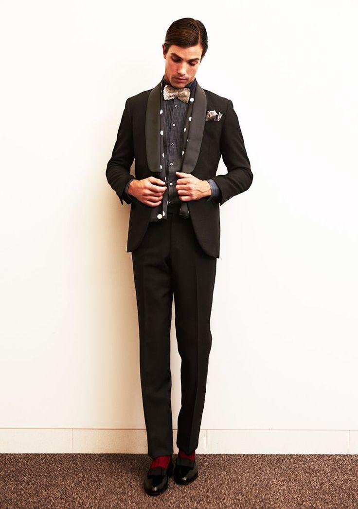 メンズ・セレモニースタイル | Men's Collection | THE TREAT DRESSING【トリートドレッシング】
