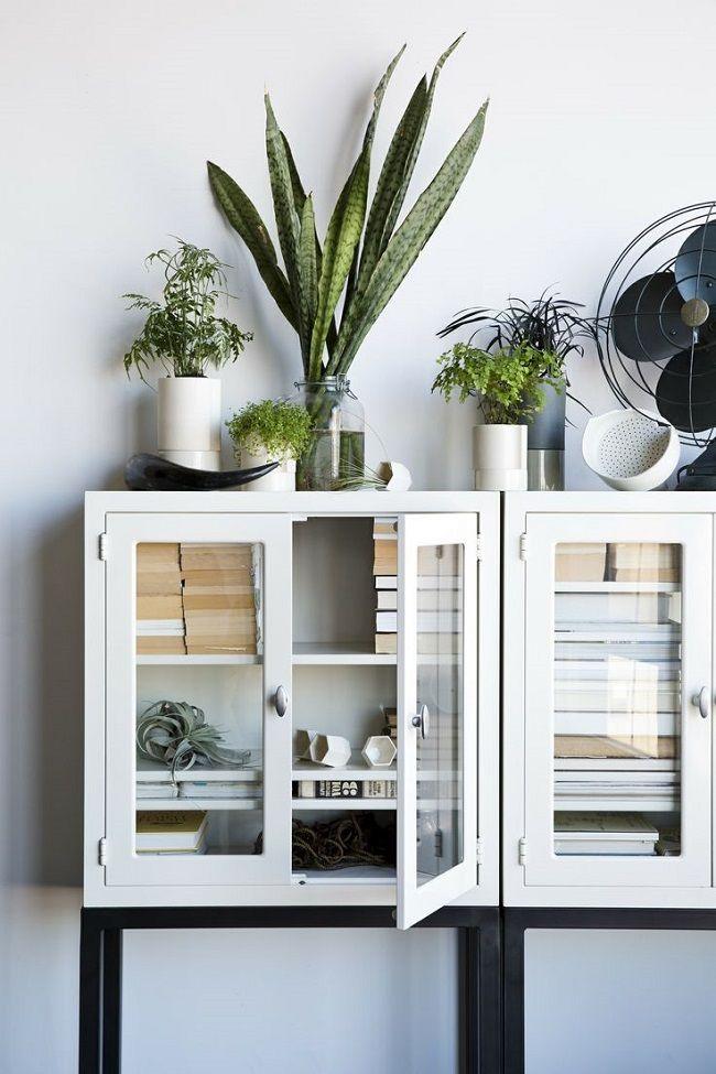 Artikel, Interior, Display Cabinet, via Nicole Franzen Photography