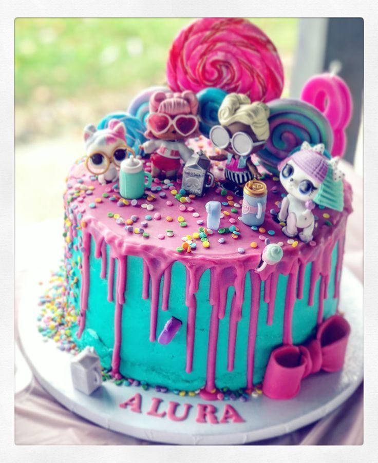 Marinas cake Lol Surprise Birthday in 2019 Funny