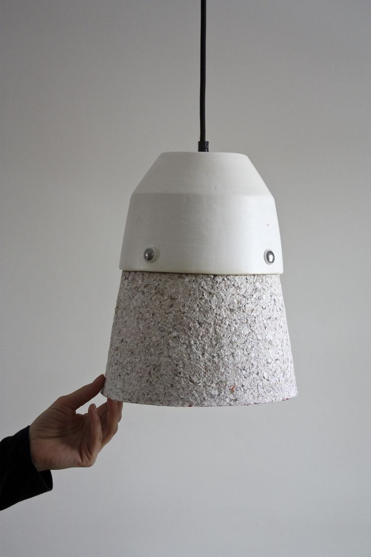 97 best DIY Lamps images on Pinterest | Car parts, Diy lamps and ... for Recycled Paper Lamp  570bof
