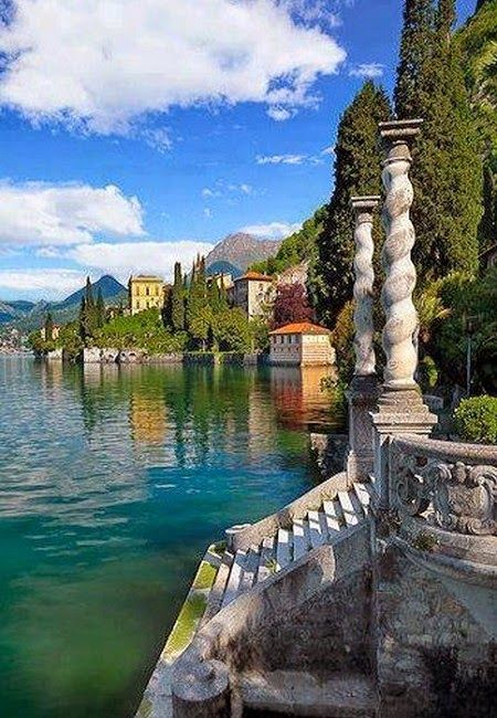 The best place to visit in June - Italy -Lake Como, Italy