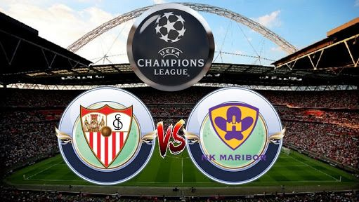 Champions League Sevilla vs Mariborlive scores minute by minute football match prediction today. G