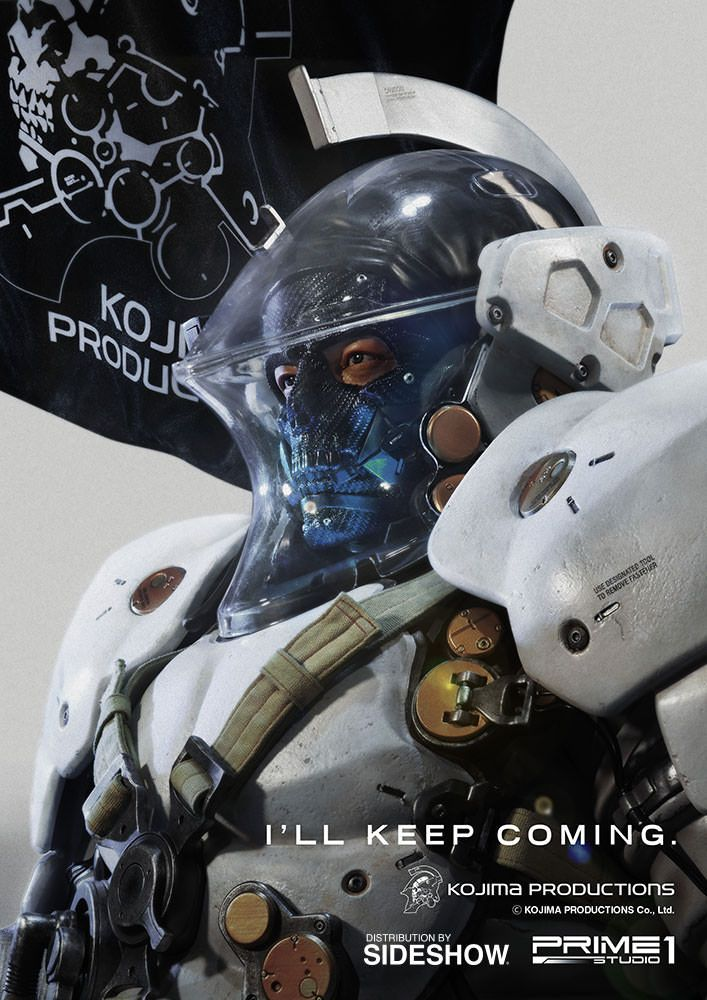 Kojima Productions Ludens Statue by Prime 1 Studio | Sideshow Collectibles