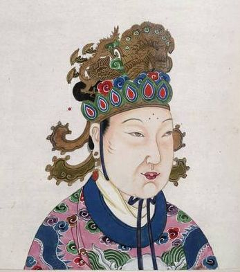 Click here to learn about China's Female Emperor.