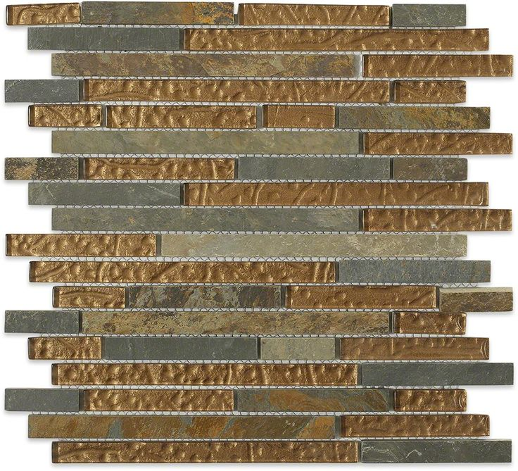 Splashback Tile Tectonic Harmony Green Quartz Slate And: 17 Best Images About Basement On Pinterest