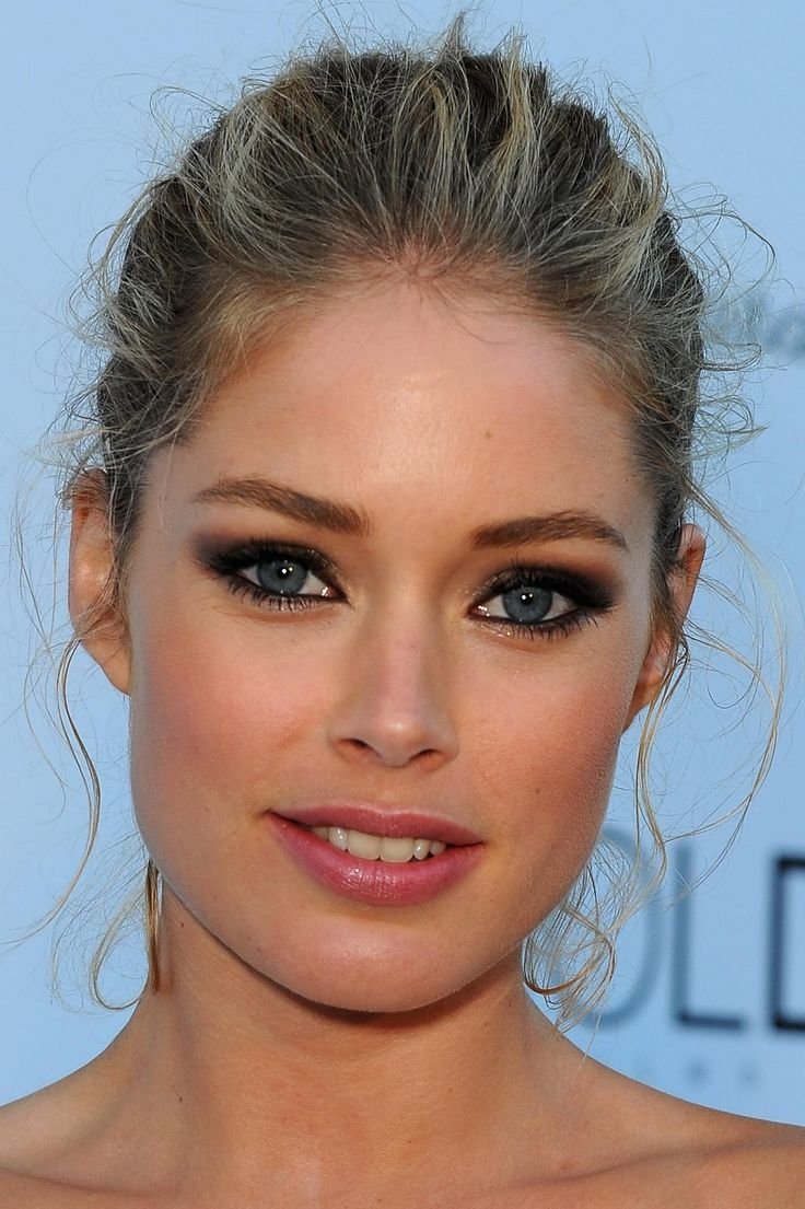 doutzen kroes 2012 | Doutzen Kroes: 2012 amfAR's Cinema Against AIDS | Red Carpet Divas