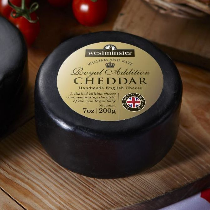 Westminster Royal Addition Hand Made Cheddar Truckle