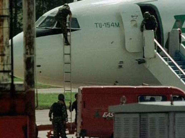 Un avión militar ruso se estrella en el mar Negro con 92 ocupantes