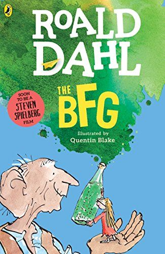 The BFG by Roald Dahl #Books