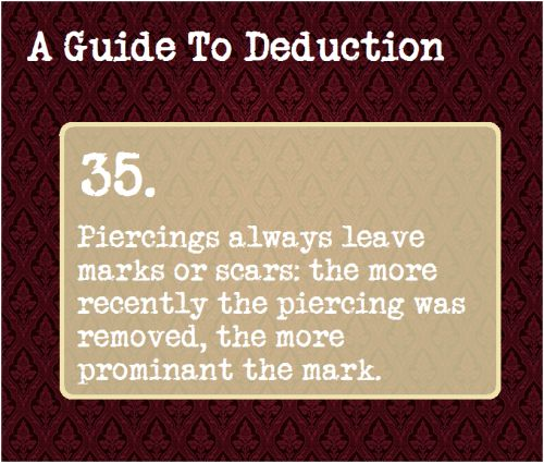This is not true. I had my ear pierced three years ago and it's completely gone. No one would be able to tell that I had pierced ears.