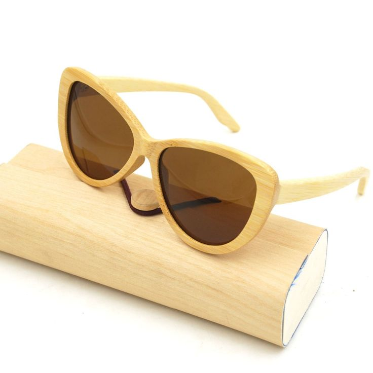 Cheap sunglasses bulk, Buy Quality sunglasses with yellow lens directly from China bamboo cart Suppliers: 	sport wooden glasses Cat Eyewear Sunglasses Men Women summer style Bamboo Wooden Sunglasses 	Packing Content:&nbsp
