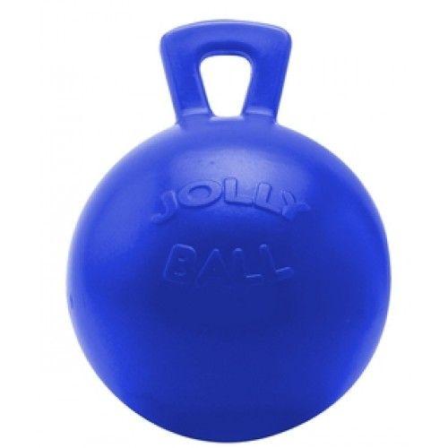 Zachte speelbal waarmee het paard zich uren kan vermaken. De Jolly Ball is zelf opblazend waardoor deze altijd in model blijft. De Jolly Ball is bijt bestendig! De Jolly Ball heeft een doorsnee van 25 cm.