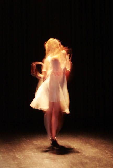 Dancer in the dark II, photo by Satu Laaninen 2016