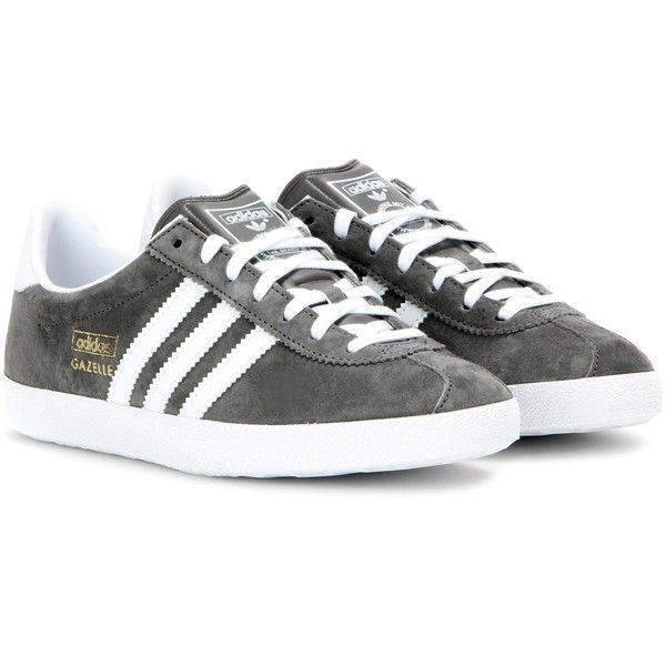 Camera da letto Consapevolezza Sud  Adidas Gazelle Suede Sneakers ($106) ❤ liked on Polyvore featuring shoes,  sneakers, grey, grey shoes, adidas, adid…   Adidas gazelle, Sneakers, Women  sport sneakers