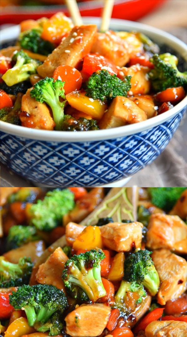 Pin On Healthy Chicken Recipes