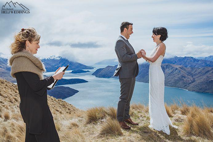New Zealand Destination Wedding, Wanaka Wedding