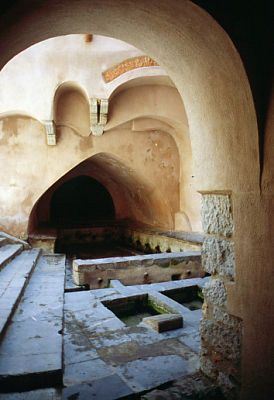 Lavatoio Medievale, Cefalù, Sicily