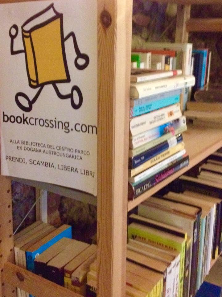 Presso la bottega puoi trovare alcuni libri a tua disposizione grazie al bookcrossing