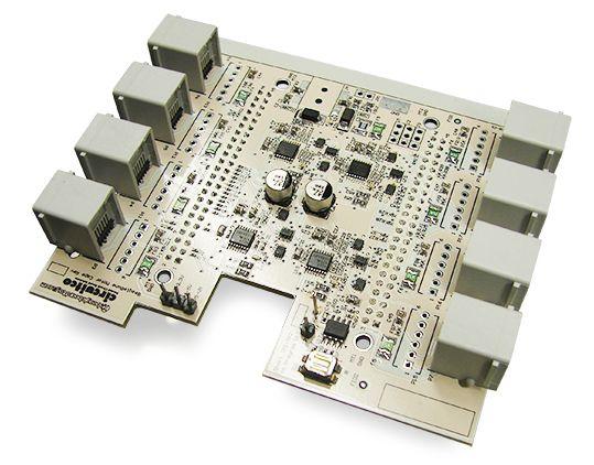 BeagleBone Lego Motor Control Board