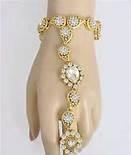gold brachelet