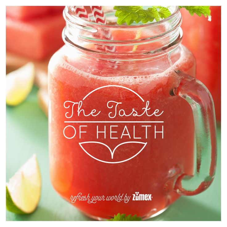 The taste of health is so fresh! #Zumex #refreshyourworld #juicers #juice