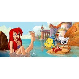 Ariel a kis hableány poszter (202 cm x 90 cm)